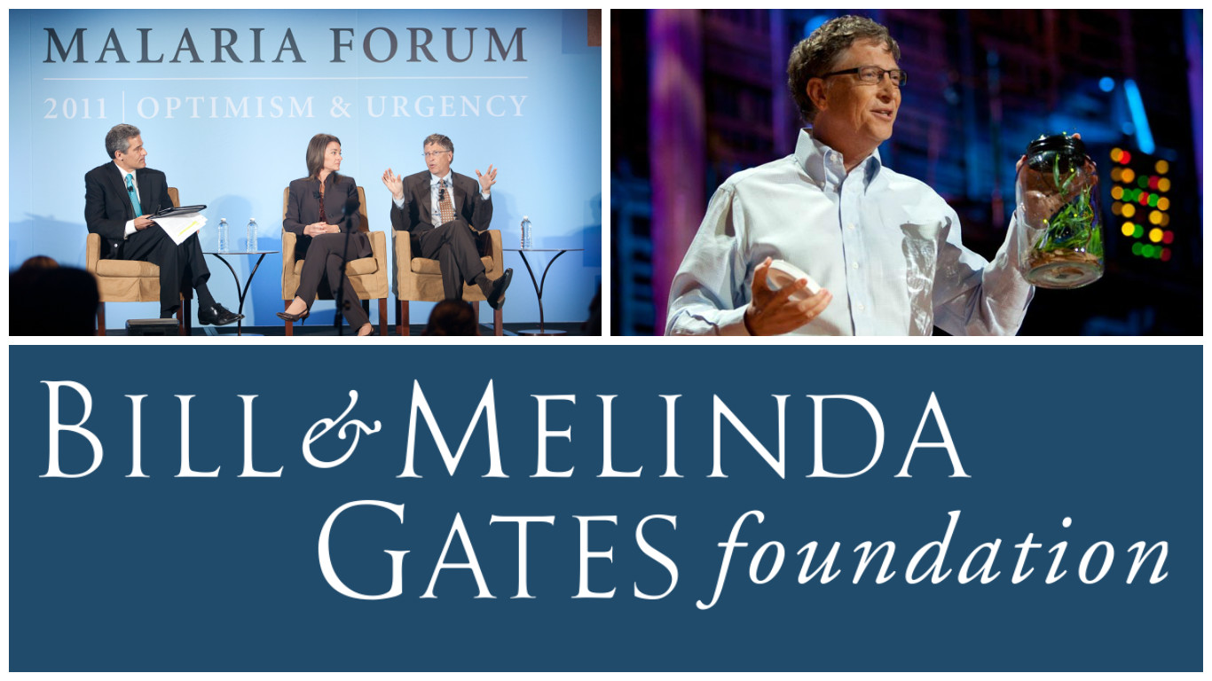 Fundacion Bill Gates